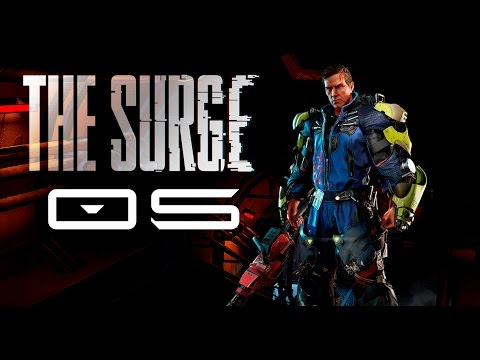 The Surge - 05 - Central Production B