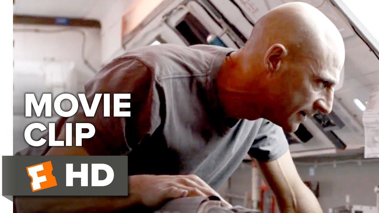 Download Approaching the Unknown Movie CLIP - Error Message (2016) - Mark Strong, Luke Wilson Movie HD