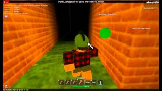 Survive slender man roblox (Part 1)