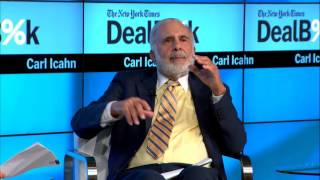 DealBook Conference 2015 - Activist Investing