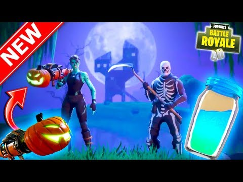EVERYTHING YOU NEED TO KNOW ABOUT THE FORTNITE HALLOWEEN