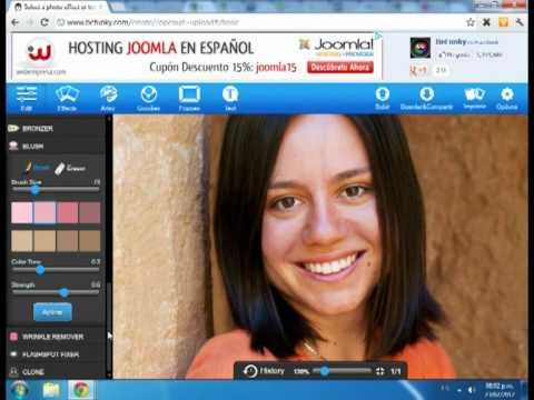 Cambio de color de pelo online gratis
