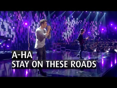 A-HA - STAY ON THESE ROADS - The 2015 Nobel Peace Prize Concert