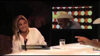 El chiste censurado de Layin con Adela Micha