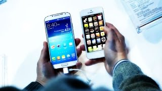 Samsung Might Make a Three-Sided Smartphone Screen