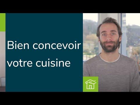 Bien Concevoir Sa Cuisine Les Conseils Immobiliers Youtube