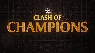 WWE Clash of Champions 2017 Match Card Prediction