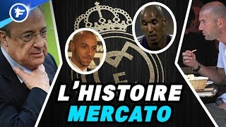 L'incroyable histoire du mercato du Real Madrid