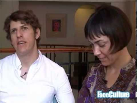 The Bird and The Bee 2007 interview - Greg Kurstin and Inara George (part 6)