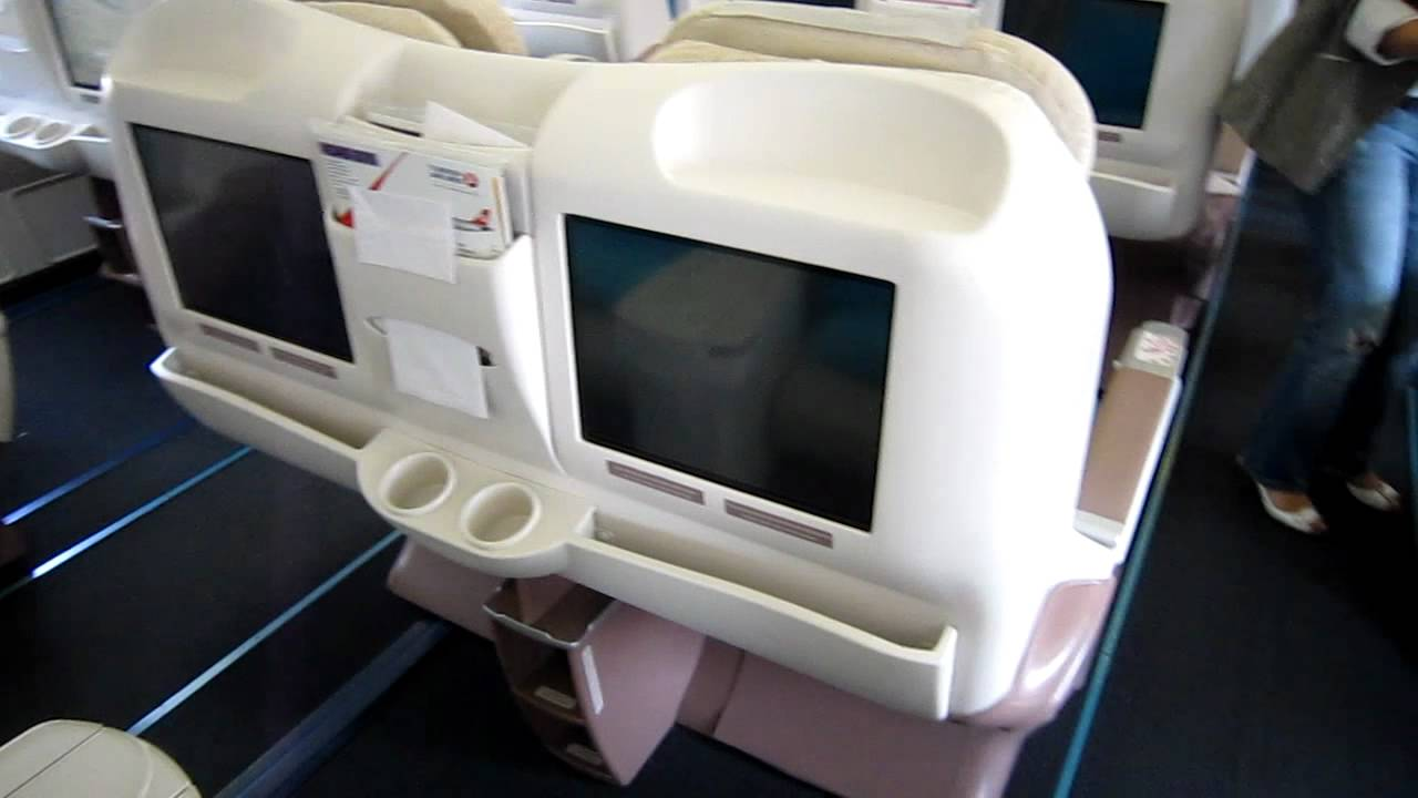 Turkish Airlines Business Class Turkish Airlines Business