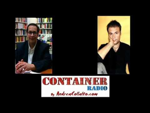 Intervista Gatto Panceri @ Web Container Radio by www.andreacollalto.com