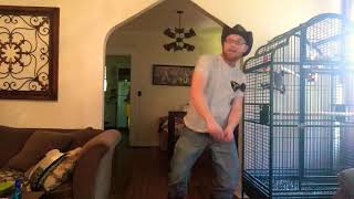 The Git Up Dance - Country Dude Video