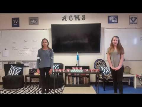 "Shark Tank at Arbor Creek Middle School: ""Dog Treat Yourself"""