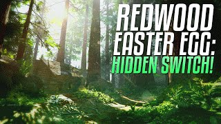 Redwood Easter Egg: Hidden Switch? (Call of Duty: Black Ops 3)