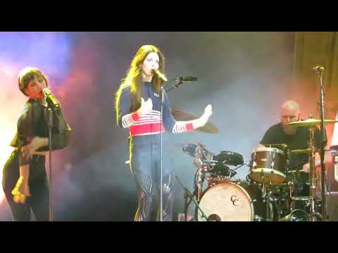 Lana Del Rey - Off To The Races, Live at Øya 09.08.2017