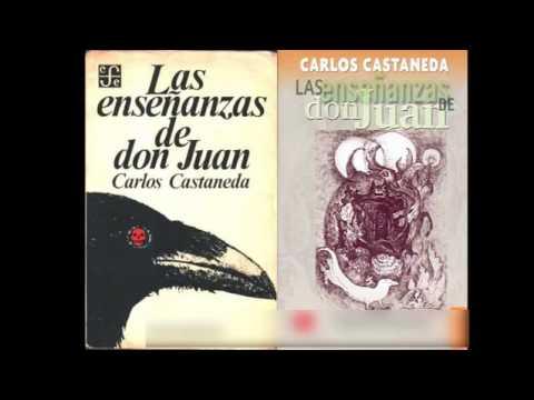 Carlos Castaneda - AUDIOLIBRO:  Las Enseñanzas de Don Juan -  libro completo online