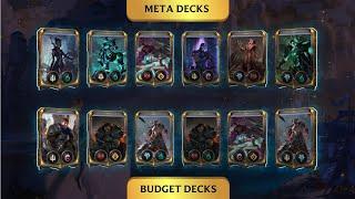 The 12 Best Meta Decks and Budget Decks for Legends of Runeterra