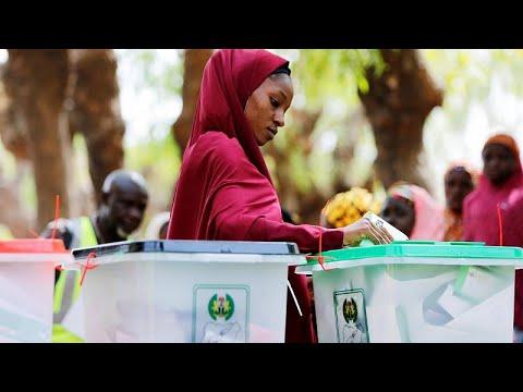 Jour de vote pour plus de 72 millions de Nigérians