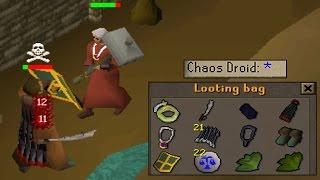 Pretending To Be A Chaos Druid (NAME CHANGE = MILLS)