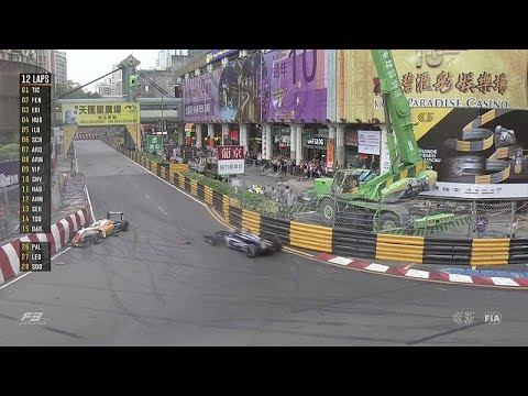 Angie Ward - German F3 Driver Sophia Floersch Injured In Horrific Crash!