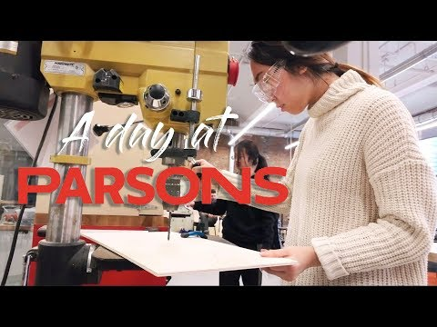 A Day In the Life at Parsons The New School
