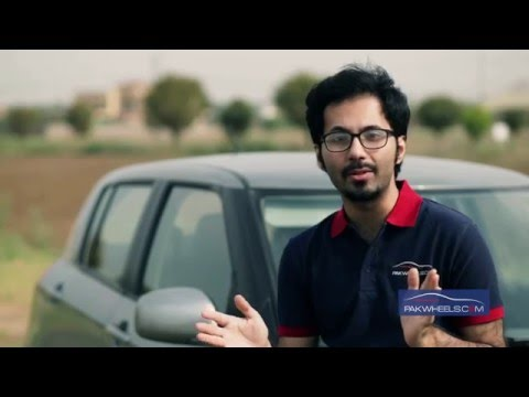 Suzuki Swift 1st Generation - PakWheels Review