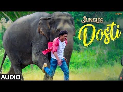 Full Audio: DOSTI | Vidyut Jammwal | Mohan Kannan | Sameer Uddin | T-Series