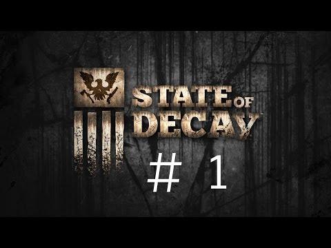【貝薩玩遊戲】腐朽之都 State of Decay Part 1 - 致命的驚喜