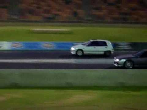Daihatsu Charade Gtti Vs Nissan Silvia S15 See Who Wins Youtube