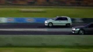 Daihatsu Charade GTti vs. Nissan Silvia S15 - See who wins!