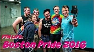 FTM Life: Boston Pride 2016