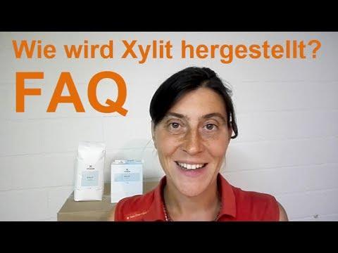 Wie wird Xylit hergestellt bzw. wie wird Birkenzucker hergestellt?
