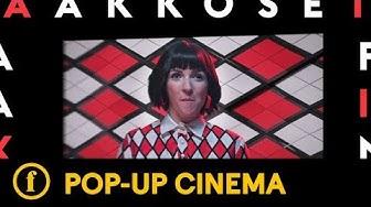 Finnkino järjestää elokuussa Pop-Up Cineman yhteistyössä Aakkosten kanssa