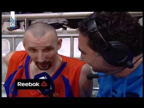 Reebok player of the game - Joe Vogel