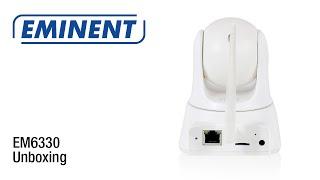 EM6330 CamLine Pro Pan/Tilt 1080p Full HD IP Camera (Unboxing & Installatie)