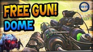 'FREE ALIEN GUN!' - Call of Duty: Ghost DOME remake! - (COD Ghosts Devastation DLC)