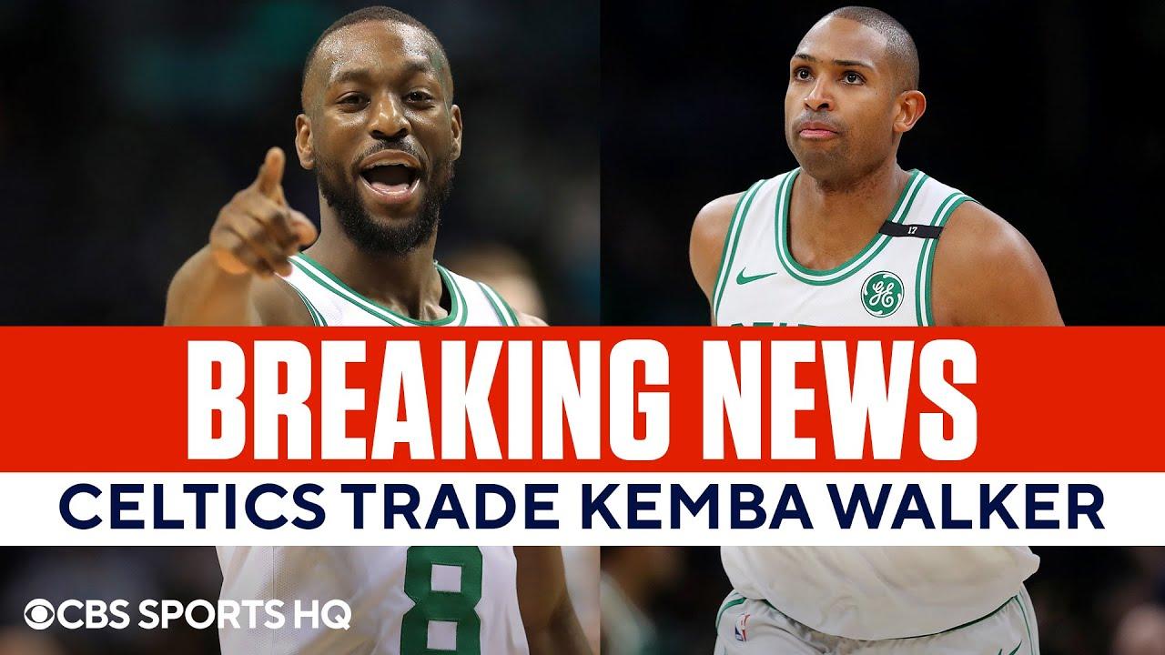 Al Horford returns to Celtics in trade for Kemba Walker