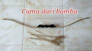 Video BAMBU!! tutorial buat Busur Panah dari bambu sederhana tanpa memakai mesin download MP3, 3GP, MP4, WEBM, AVI, FLV September 2018