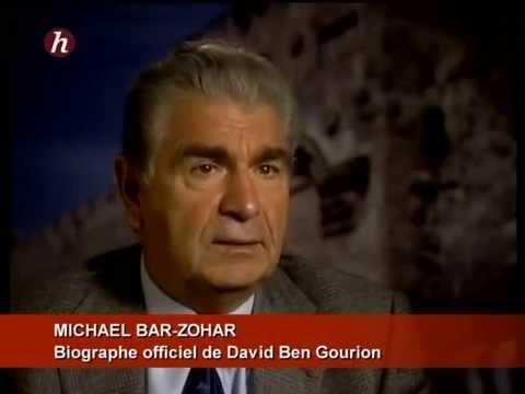 David Ben Gourion et la fondation d