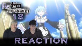 Re: Zero 1X18 FROM ZERO reaction