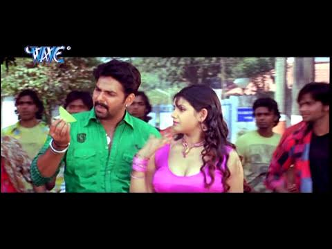 ले ला लभ के इंजेक्शन - Saugandh Ganga Maiya Ke | Pawan Singh| Bhojpuri Film Song 2015