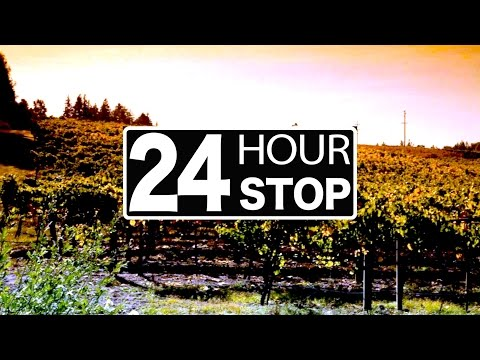 24 Hour Stop - ✈Where to Travel in SONOMA ►(Monetized 4 TV)