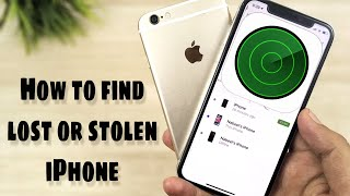 How to find lost or stolen iPhone in Hindi