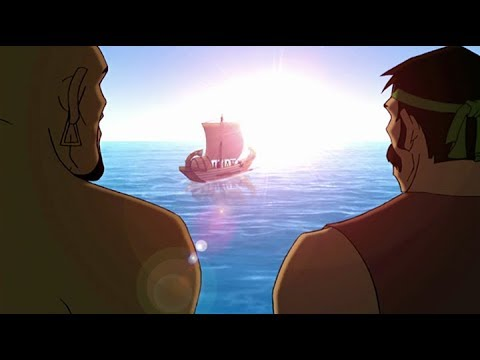 GLADIATORS | The Pirates | Full Episode 5 | Cartoon Series For Kids | English