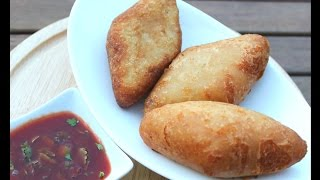 Beef Cassava Pastries English Version Carimanolas De Carne