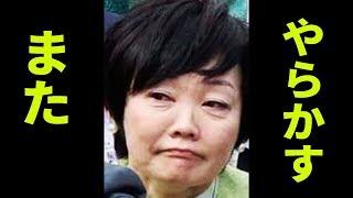 最近大人しいと思ったら… 昭恵夫人、またやらかす