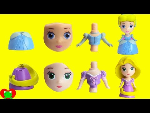 Disney Princess Buildables