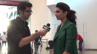 Interview of Deepika Padukone about Race 2 (ApniISP.Com)