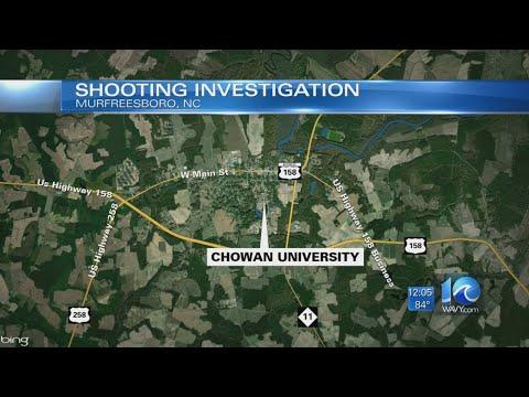 DJ DC - Shooting Incident At Chowan University!