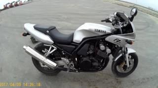 купил yamaha fz 400  открыл мотосезон 2017